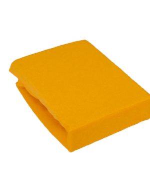Prześcieradło Jersey – Żółć