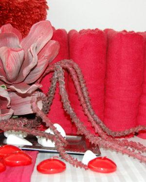 Ręcznik VENUS – Czerwony 11
