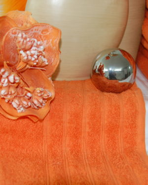 Ręcznik VENUS – Pomarańcz 09
