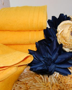 Ręcznik VENUS – Żółty 07