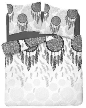 Pościel satyna bawełniana 200×220-3387A